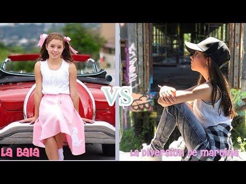 Roast Yourself Challenge La Bala vs La Diversión de Martina - Los Mejores Versus