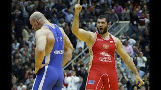 Чемпионат мира 2010 Москва (финал 120 кг) Билял Махов (RUS) vs Артур Таймазов (UZB)