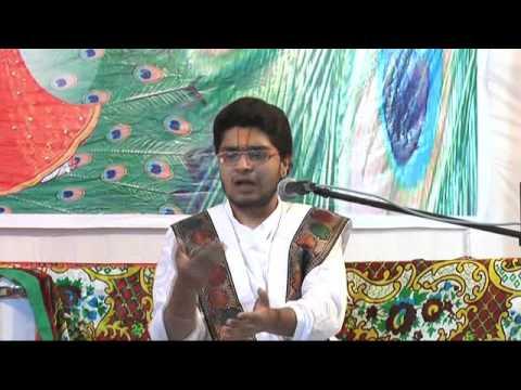 goswami 108 sri jay vallbh lalji mahoday sri yamunashtak part..2