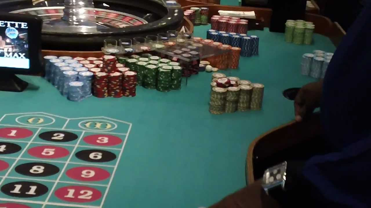 roulette casino in paris italy