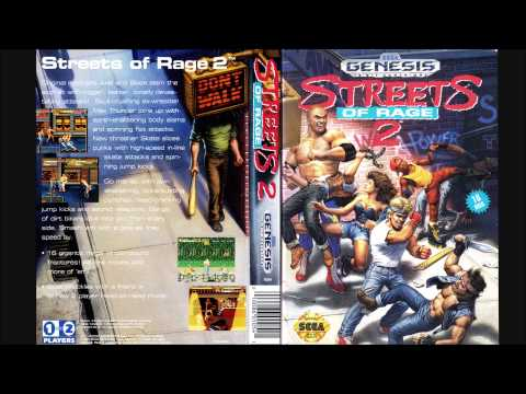 Streets of Rage 2 - Opening Theme Song - (High Quality)