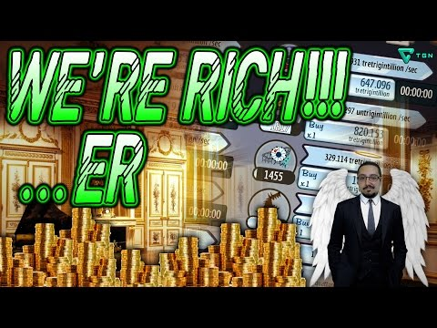 Episode 77 - Adventure Capitalist - Let's Play / Gameplay - MASSIVE GOLD UPDATE!!!
