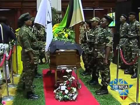 Thousands Gather in Durban to Bid Farewell to MK Soldier