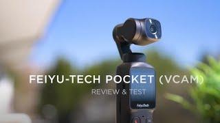 Feiyu pocket |4K 60FPS Pocket Camera Gimbal |New Launch |Tech4All