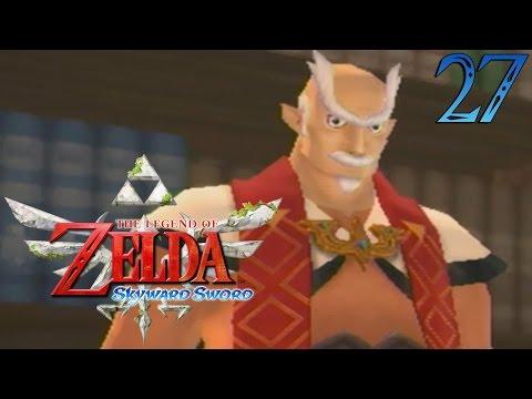 Zelda Skyward Sword : L'Enquête | Ep.27 - Let's Play