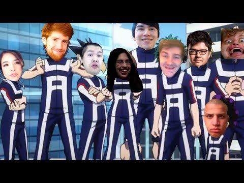 My League of Legends Academia