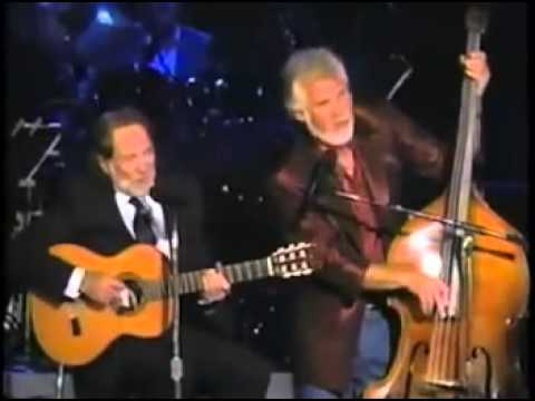 Blue Skies - Kenny Rogers & Willie Nelson