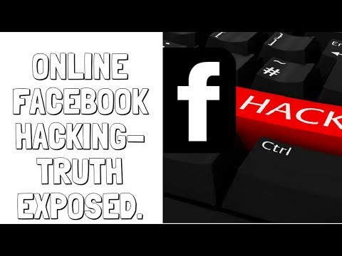 Online Facebook Hacking? – Truth Exposed || Cyber Security
