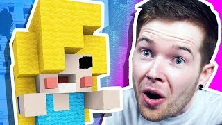A BIG Minecraft Throwback!