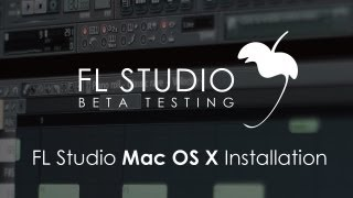 FL Studio OS X Beta | Installation Guide for FL Studio & VST Plugins