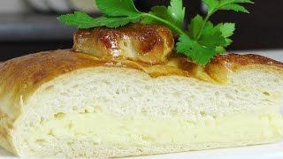 Пирог с картофелем видео рецепт
