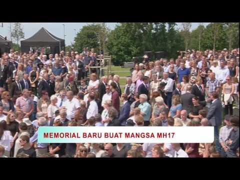 Memorial Dibuka Sempena Tragedi MH17