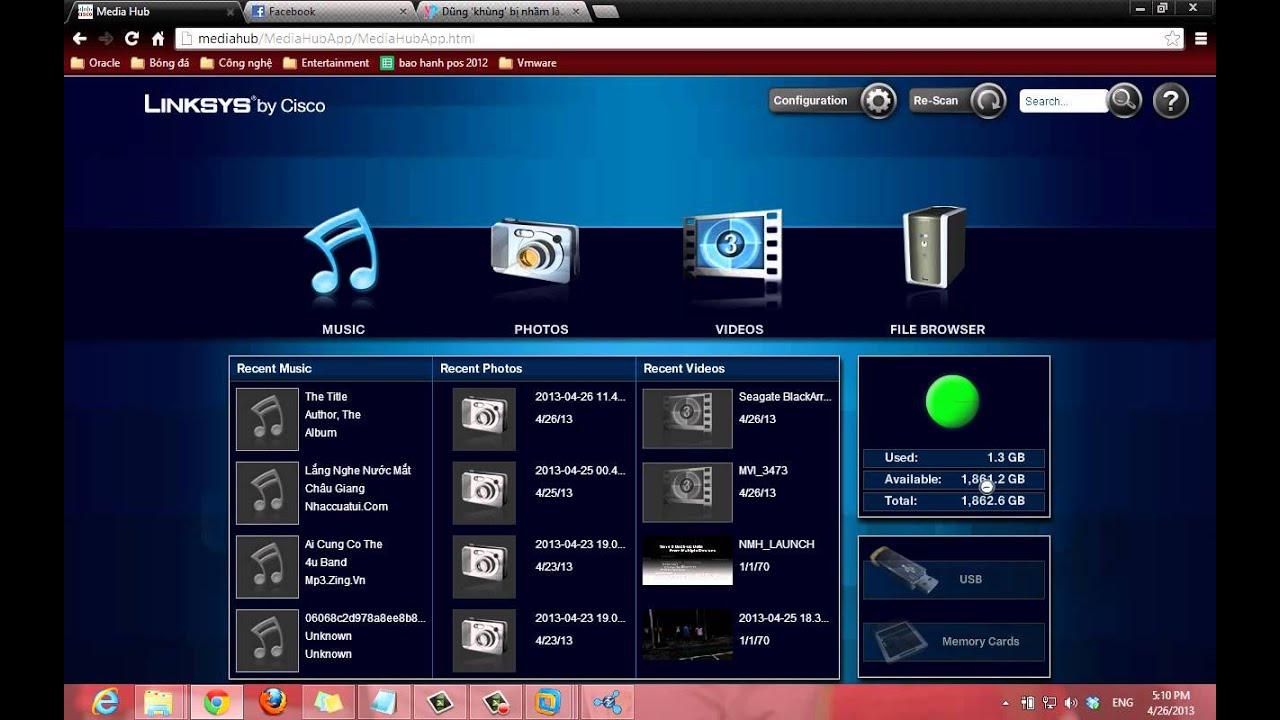 manual setup linksys media hub nmh300 youtube rh youtube com 5-Port Gigabit Hub Hub Network