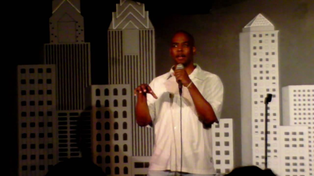 Anton shuford at helium comedy club youtube for Helium comedy club