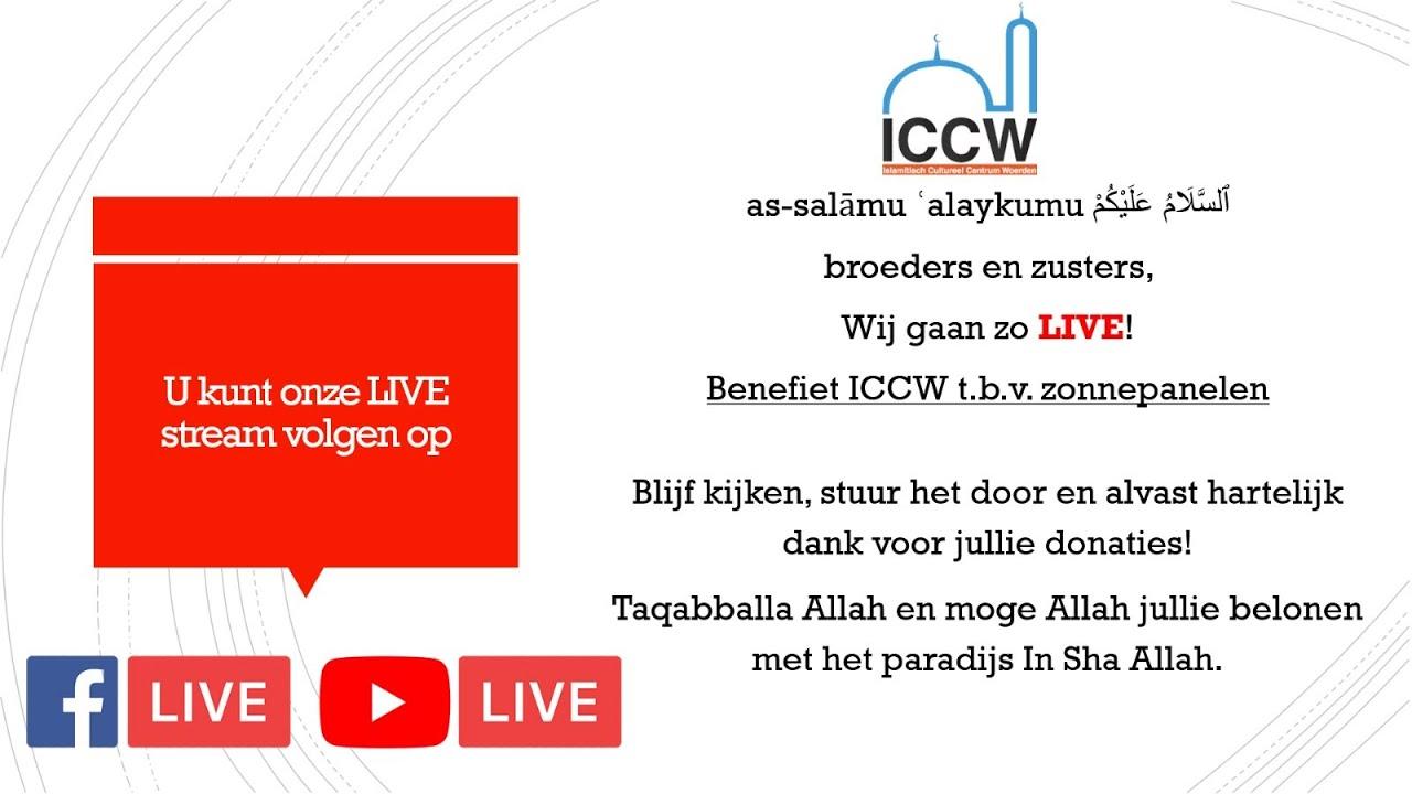 Vanavond weer een LIVE EVENT! Zonnepanelenactie Ramadan: Sadaka Jariya