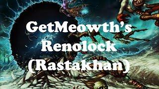 Hearthstone [WILD] GetMeowth's Renolock: Who needs N'Zoth when you have Azari the Devourer? (1080p)