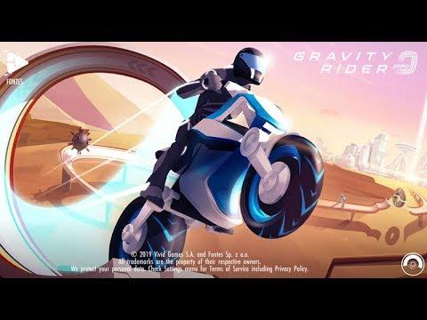New Racing Android / iOS Game 2019 [Gravity Rider Zero] Gameplay