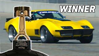 Super Chevy Muscle Car Challenge 2019 | WINNER | 1972 Corvette by Ridetech