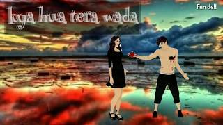 Kya Hua Tera Wada - Unplugged Cover - Pranav Chandran - Mohammad Rafi Songs