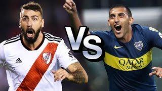 River vs Boca - FINAL Copa Libertadores 2018