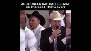 auctioneer rap battles
