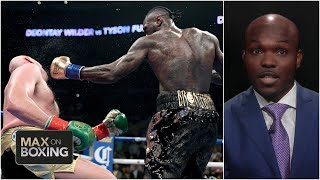 Tyson Fury could still be impacted by Deontay Wilder's knockdown - Timothy Bradley | Max on Boxing