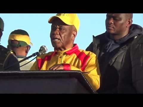 Dr Motsoahae Thabane ABC Leader Hlotse - 21 May 2017 - Lesotho Politics