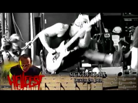 Sick Of It All - Death Or Jail at Hellfest - 2010