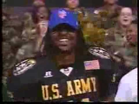 2006 Army Bowl | Brandon Spikes Commits To Florida