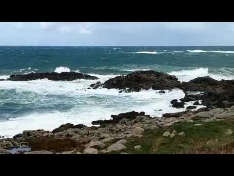 A Mariña, en alerta amarilla por fuertes vientos