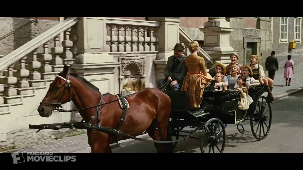 The Sound of Music 4 5 Movie CLIP Do Re Mi 1965 HD online video cutter com