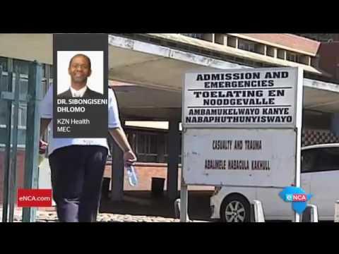 Crisis in Durban's public healthcare sector