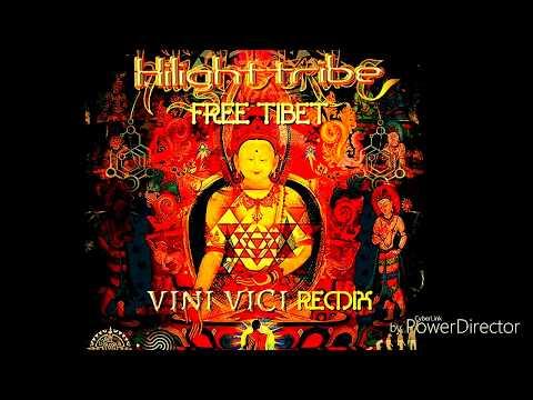 Hilight tribe - free tibet (Vini Vinci remix) short version