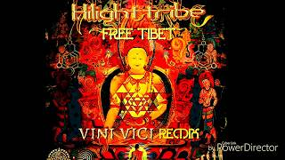 Hilight tribe - free tibet (Vini Vinci remix) short version