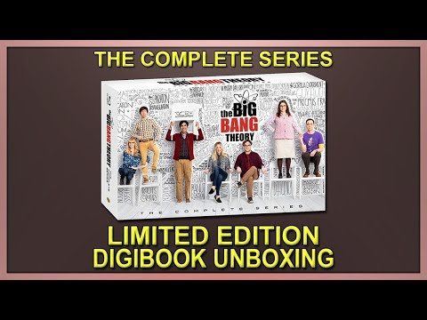 the-big-bang-theory:-the-complete-series-limited-edition-blu-ray-digibook-unboxing