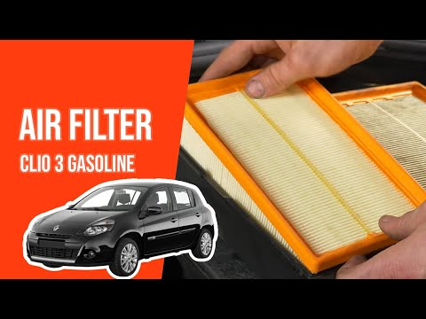 How To Replace The Air Filter Clio 3 1 4 16v Pakvim Net