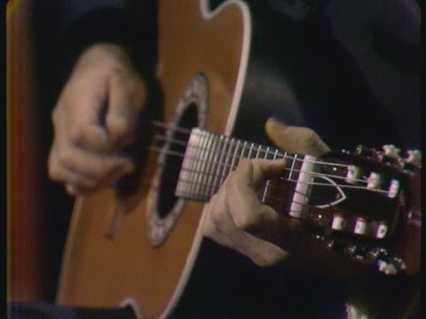Glen Campbell - The Glen Campbell Goodtime Hour: Christmas Special (21 Dec 1969) - Classical Gas