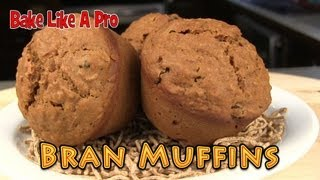 Easy Bran Muffins With Raisins Recipe