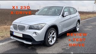 BMW X1 23D 2010 - Review