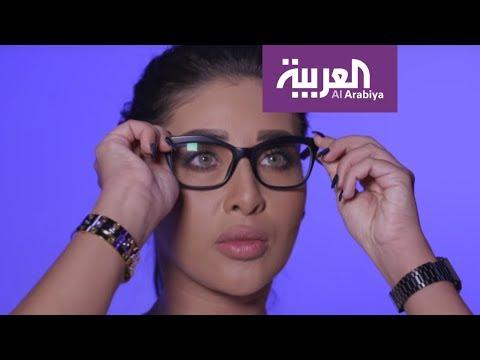 خطوات مكياج بسيطة مع النظارة الطبية  - 12:22-2018 / 8 / 15