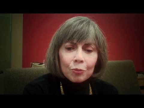 "Q&A with Anne Rice: Do you have a favorite ""library moment?"""