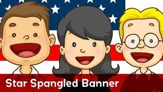 Repeat youtube video The Star Spangled Banner
