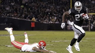 Latavius Murray 2014-15 Highlights