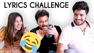 Total Fun! - Lyrics Challenge - Ft. Jeeva - Lijo - Aparna Thomas