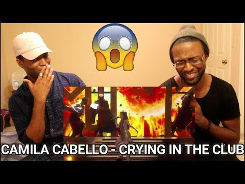 Camila Cabello - Questions and Crying In The Club (Live from the Billboard Music Awards) (REACTION)