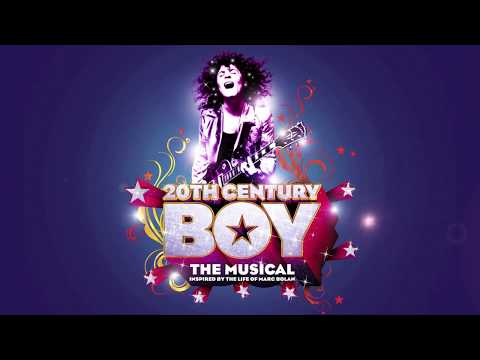20th Century Boy | The smash hit Marc Bolan musical