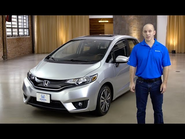 2018 Honda Fit Virtual Tour with Features Review