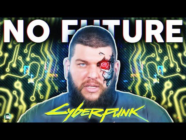 Le futur n'a rien inventé - Cyberpunk 2077
