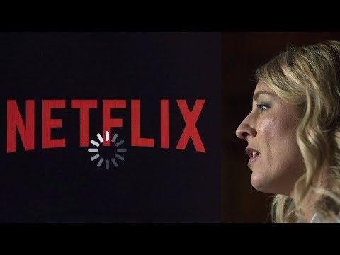 Ottawa announces $500-million Netflix production deal