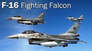F-16 - истребитель завоевания превосходства в отрасли